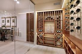 wine cellar table contemporary wine cellar with hardwood floors by