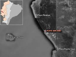 san jose ecuador map san jose manabi