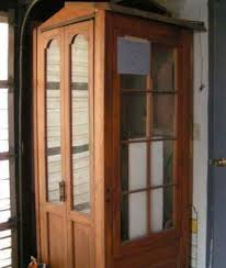 Phone Booth Bookcase Diy Craft Projects Using Old Vintage Windows Doors Trash To