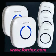 Fashion Chime Door Bell Motion Sensor Wireless Security Super Design