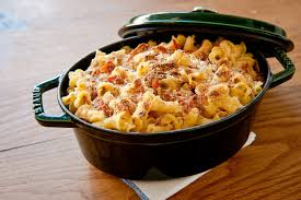 caramelized onion and prosciutto macaroni and cheese recipe food