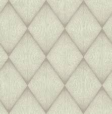 enlightenment light gray diamond geometric wallpaper
