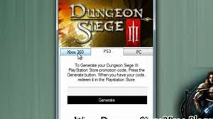 dungeon siege 3 codes dungeon siege 3 and keygen free dailymotion