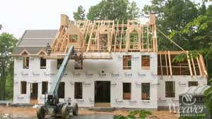 average cost to build a house yourself time lapse of home constructed start to finish youtube