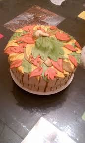 fall leaves cakecentral com