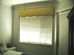 scalloped window shades ideas