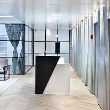 modern ceo office interior design counters concrete baton interior design crafts modern microtopping