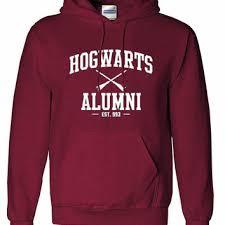hogwarts alumni sweater shop harry potter alumni sweatshirt on wanelo