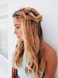 vagabond diaries the perfect day party hairstyle u2014 the blonde