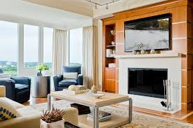 Living Room Condo Design by Multipurpose Living Room Designs