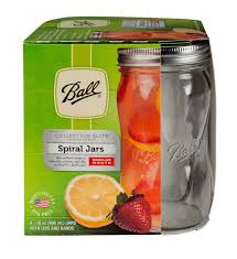 classic ball mason jars have a new look this year