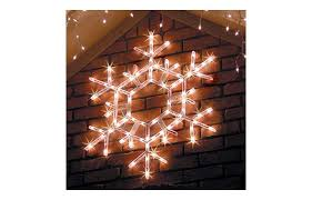 Outdoor Christmas Snowflake Decorations by Top 10 Best Outdoor Christmas Decorations 2017