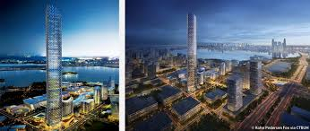 tallest buildings topping out in 2017