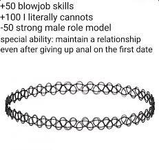 Definition Meme - definition of a choker necklace