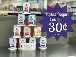 yoplait yogurt cups only 0 30 each after coupons and catalina at