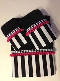 black and white striped towels amazing black and white striped