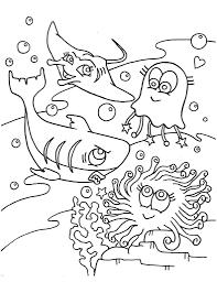 ocean animals coloring sheets mandala coloring pages beautiful