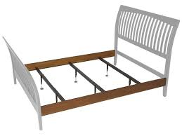 vibrant idea twin bed frame rails metal bed frames genwitch