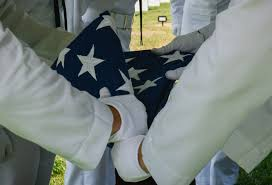 Interment Flag Arlington National Cemetery U003e Funerals U003e About Funerals U003e Burial Flags