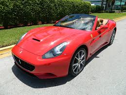 Ferrari California Vintage - iag has investment grade vintage collector antique and classic