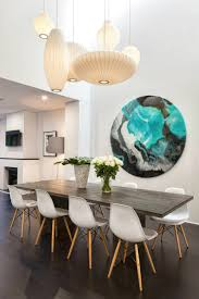 dining room artwork 20 dining rooms featuring artworks that make all the difference