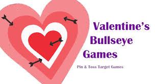 valentine s valentine s day games and activities