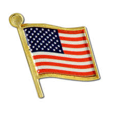 Pin Flags Made In America Us Flag Pin Stockpins Com
