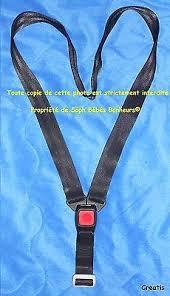 bebe confort si e auto sangle harnais ceinture cosy coque siège auto creatis creatis fix