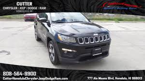 jeep compass latitude 2018 interior new 2018 jeep compass latitude fwd sport utility in honolulu