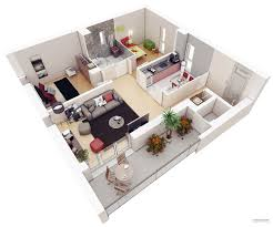 3d floor design 20 stylish modern home 3d floor plans architecture u0026 design