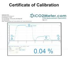 calibration report template co2 meter certificate of calibration accessories by co2meter