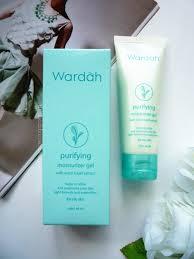 Wardah Gel wardah purifying moisturizer gel for skin ingredients madame