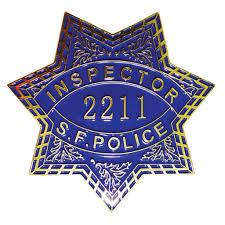 city of new york police badge replica move props