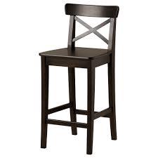 Unfinished Bistro Table Furniture Mesmerizing Unfinished Oak Bar Stools Upholstered With