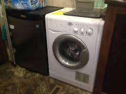 Volkner Rv Rv Washing Machine Installation Rv Family Life