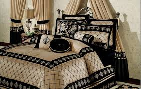 bedding set costura colchas y edredones stunning luxury gold