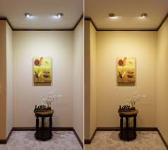Led Versus Fluorescent Light Bulbs by White 5 Watt Led Gu10 Bulb Led Flood Light Bulbs And Led Spot