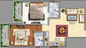 500 Sq Ft Apartment Floor Plan Pyramid Urban Homes In Sector 70a Gurgaon Price Location Map