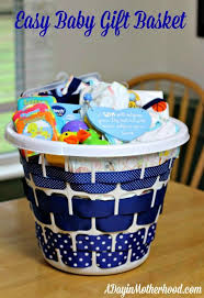 awesome baby shower gifts easy baby gift basket ads easy and babies