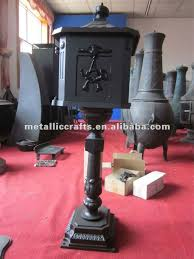 Pedestal Mailbox Cast Iron Mailbox Buy Cast Iron Mailbox Cast Aluminum Mailbox