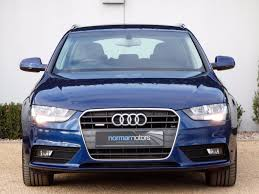 used scuba blue audi a4 avant for sale dorset