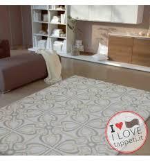 tappeti wissenbach tappeto moderno wissenbach touch crema oro stile