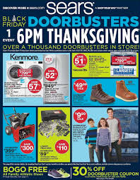 sears black friday 2015 ad 64 pages of deals on hdtvs appliances