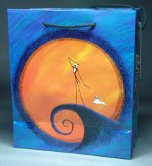 toys disney nightmare before shopping bags