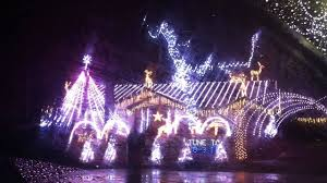 amazing computer controlled musical christmas light show bedford