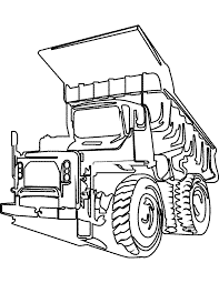 popular truck coloring pages book design 905 unknown