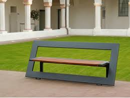 metal benches archiproducts