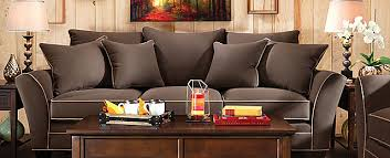 Raymour And Flanigan Briarwood Contemporary Microfiber Living Room Collection Design