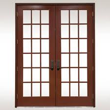 Hinged French Patio Doors Aluminum Clad Wood Patio Doors Ply Gem Caddetails