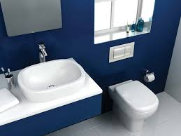 bathroom 14 beautiful dark blue bathroom wall color with white